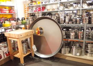 Dok Cookware store, Paëlle pan