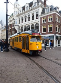 tram the Hague