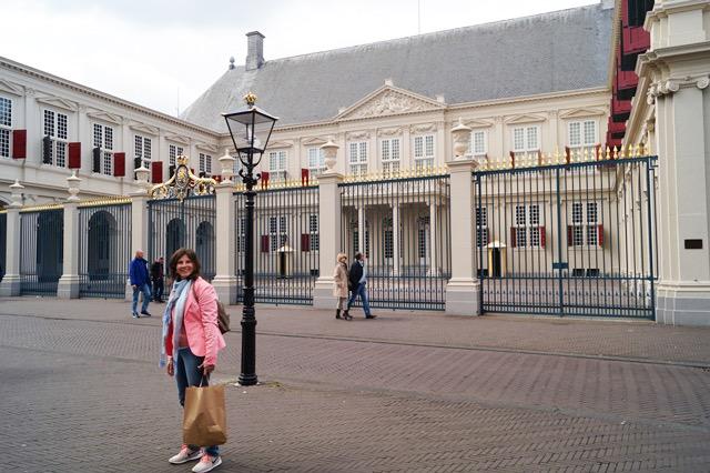 Paleis Noordeinde the Hague