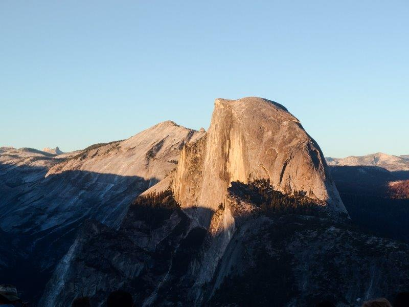 Half Dome, Glacier Point, Yosemite NP