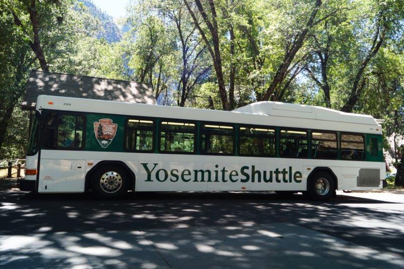 Yosemite Shuttle