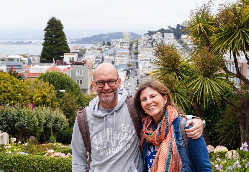 Lombard Street SF
