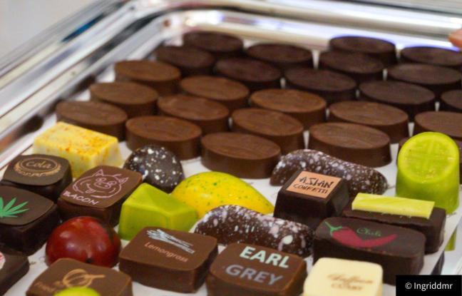 chocolates The Chocolate Line