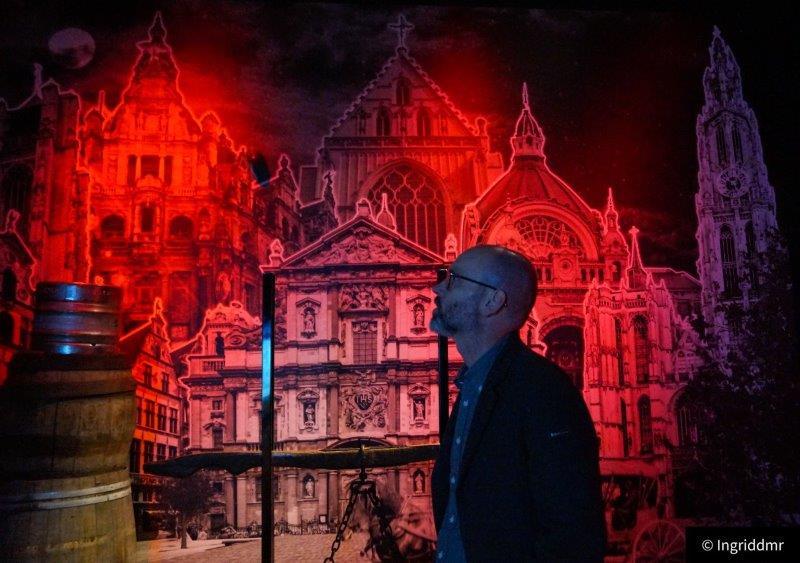 interactive tour Antwerp city brewery