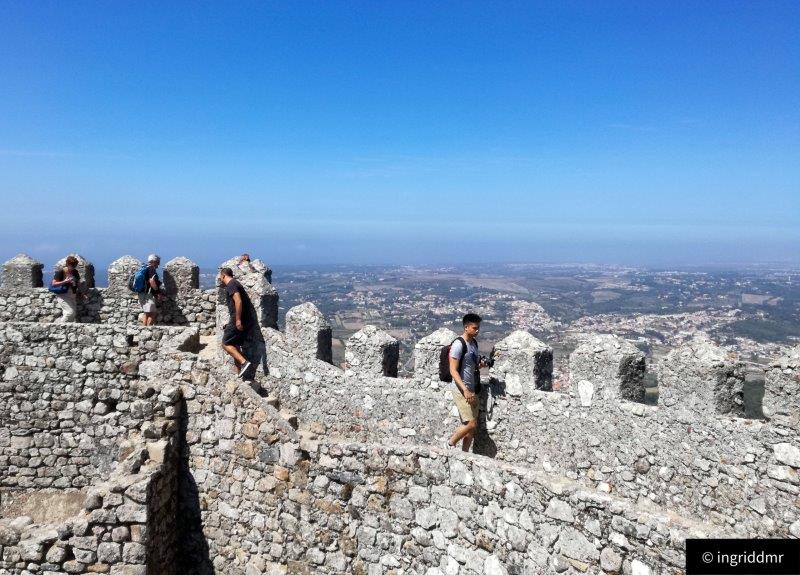 Sintra Moors Castle