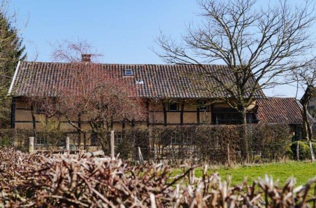 Voerstreek Limburg Timbered house