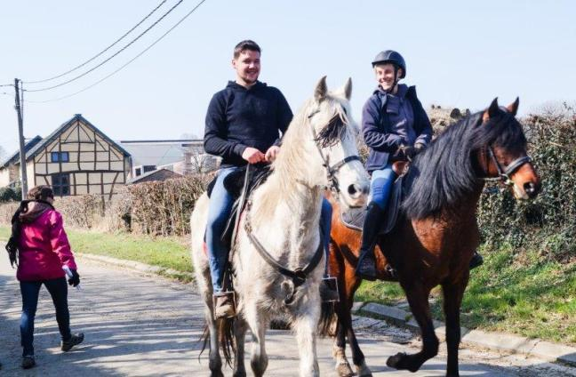 horseriding Limburg Voeren