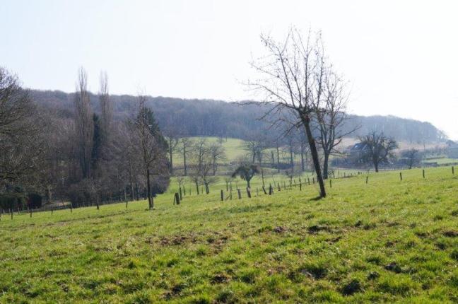 landscape Voeren Limburg
