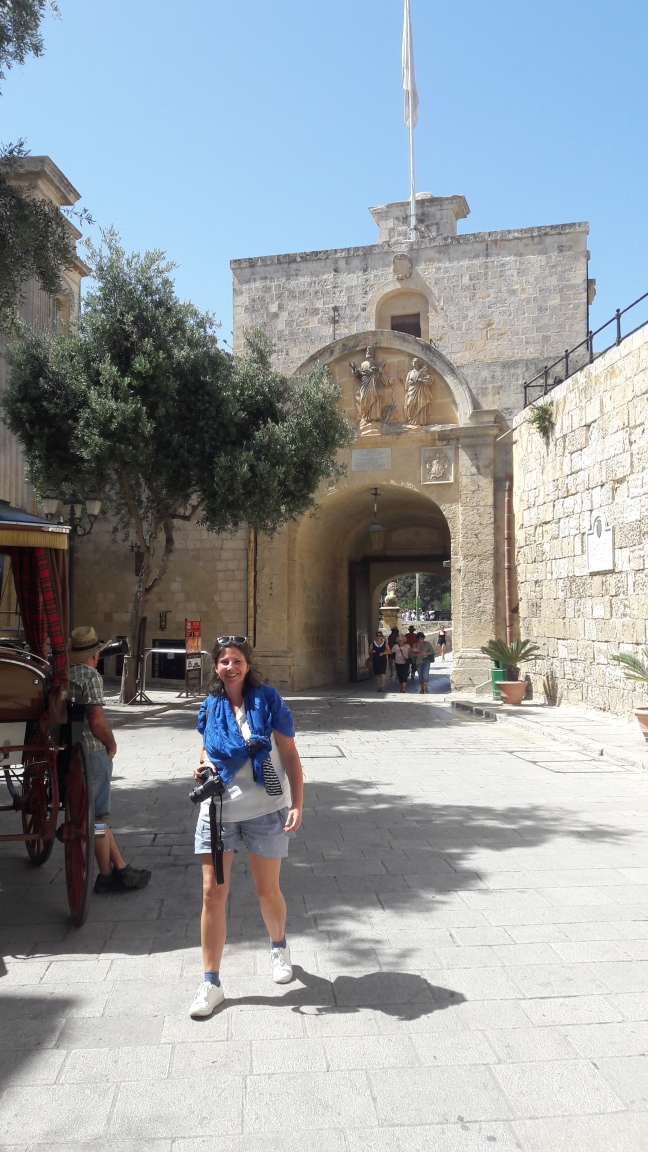 Mdina City Gate