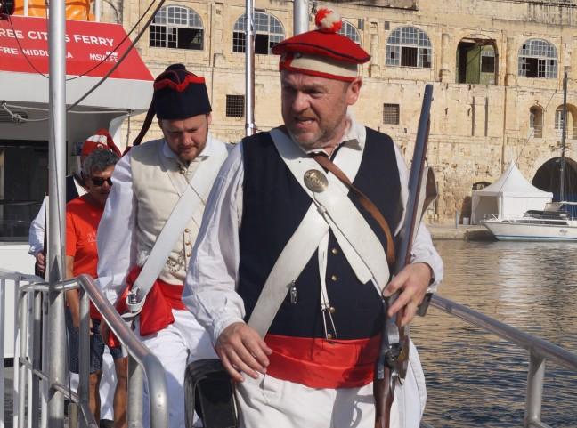The Three Cities tour Malta