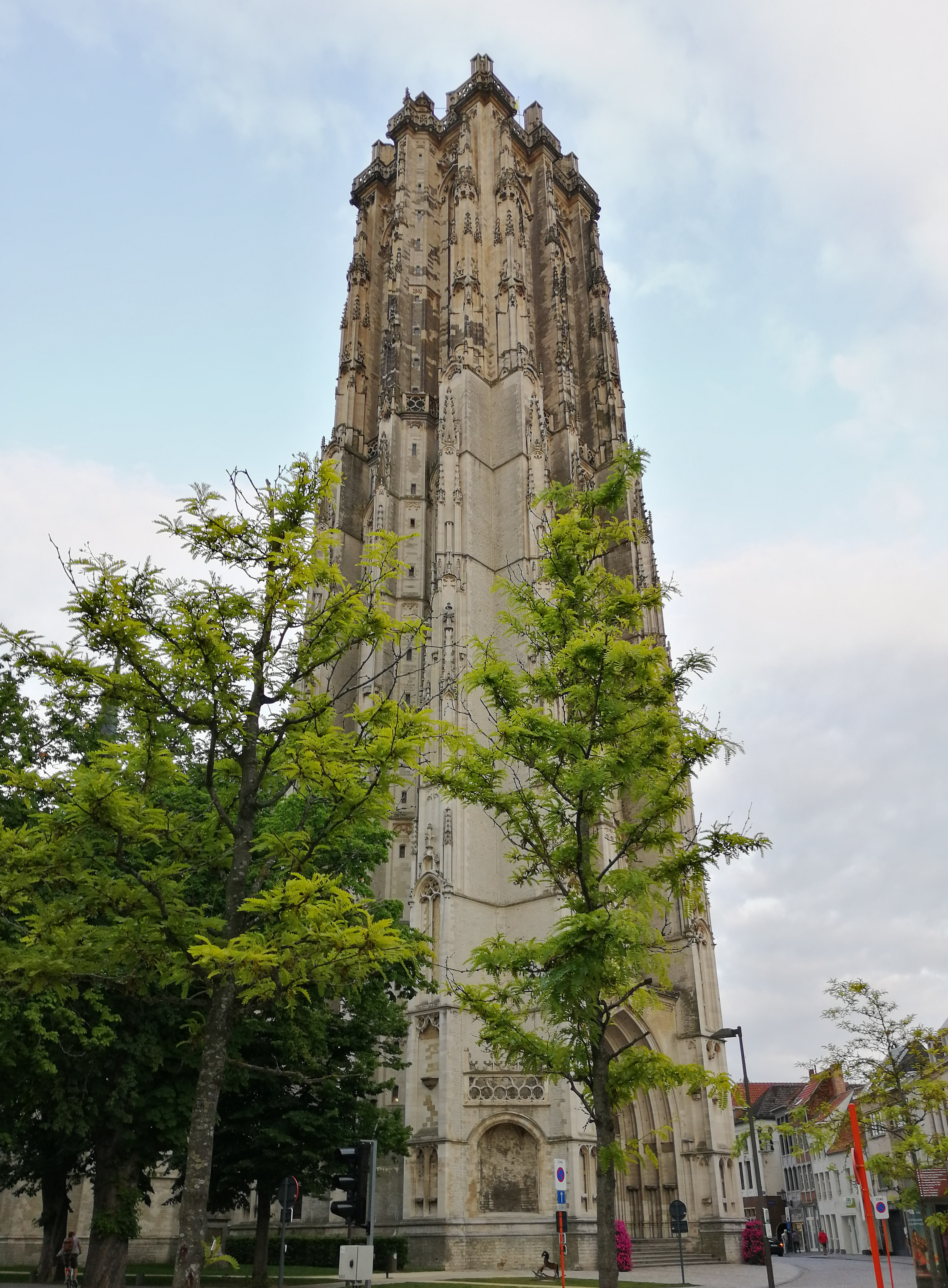 cathedral Mechelen Flanders