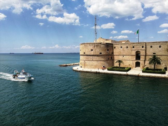 Castello Taranto Puglia